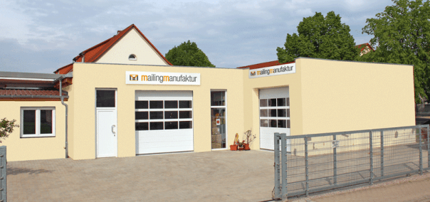 Mailingmanufaktur Produktion in Röbel / Müritz