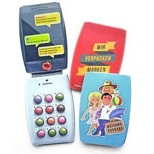HandyCard als attraktives Werbemittel